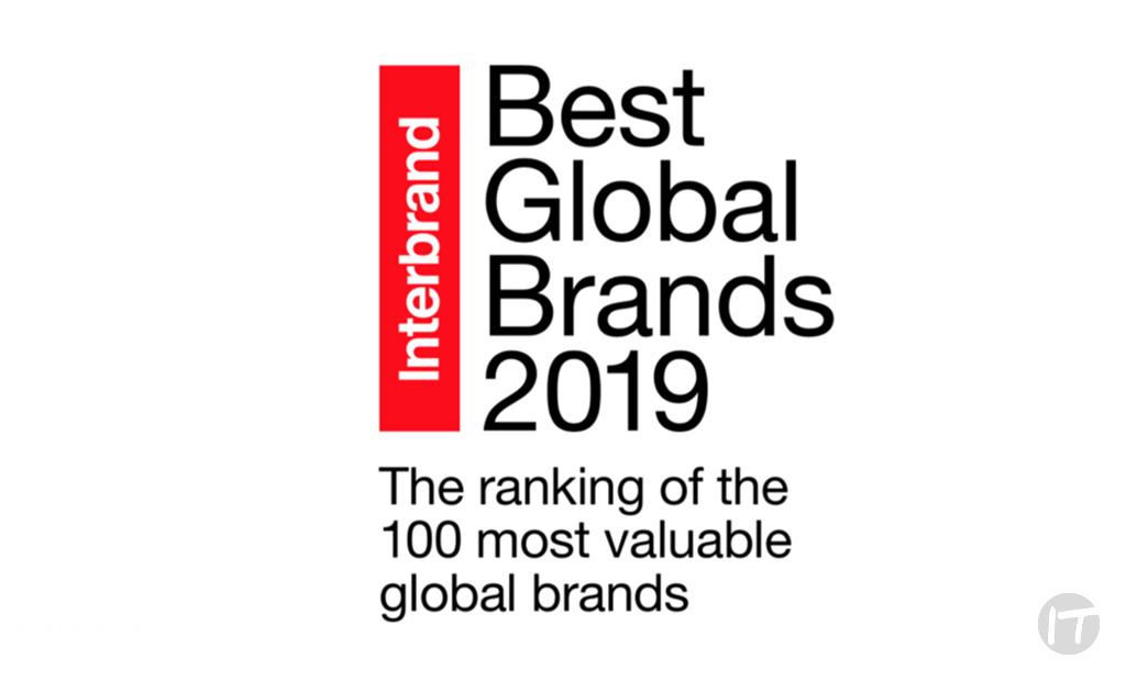 Samsung Electronics se posiciona en el sexto lugar en el ranking de las mejores marcas globales de Interbrand 2019