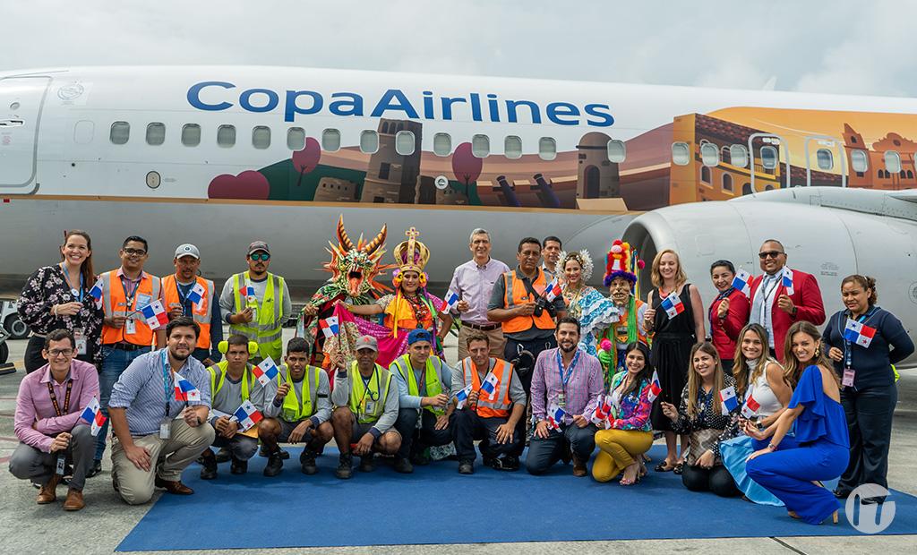 Panamá volará los cielos del continente en un Boeing 737-800 de Copa Airlines