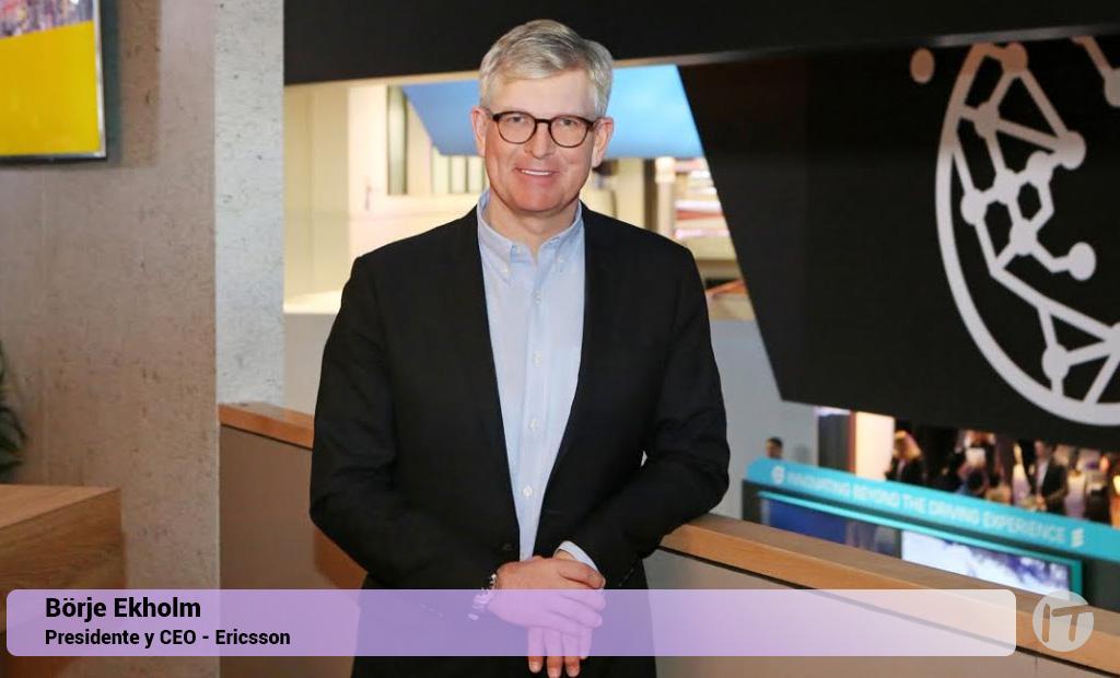 """Ericsson gana un 6,9% menos hasta marzo y avisa: """"Europa se puede quedar rezagada en el 5G"""""""