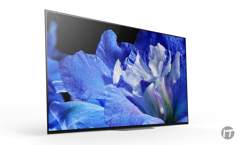 Sony presenta en Colombia su televisor BRAVIA OLED A8F con calidad de imagen inigualable y sonido sin precedentes