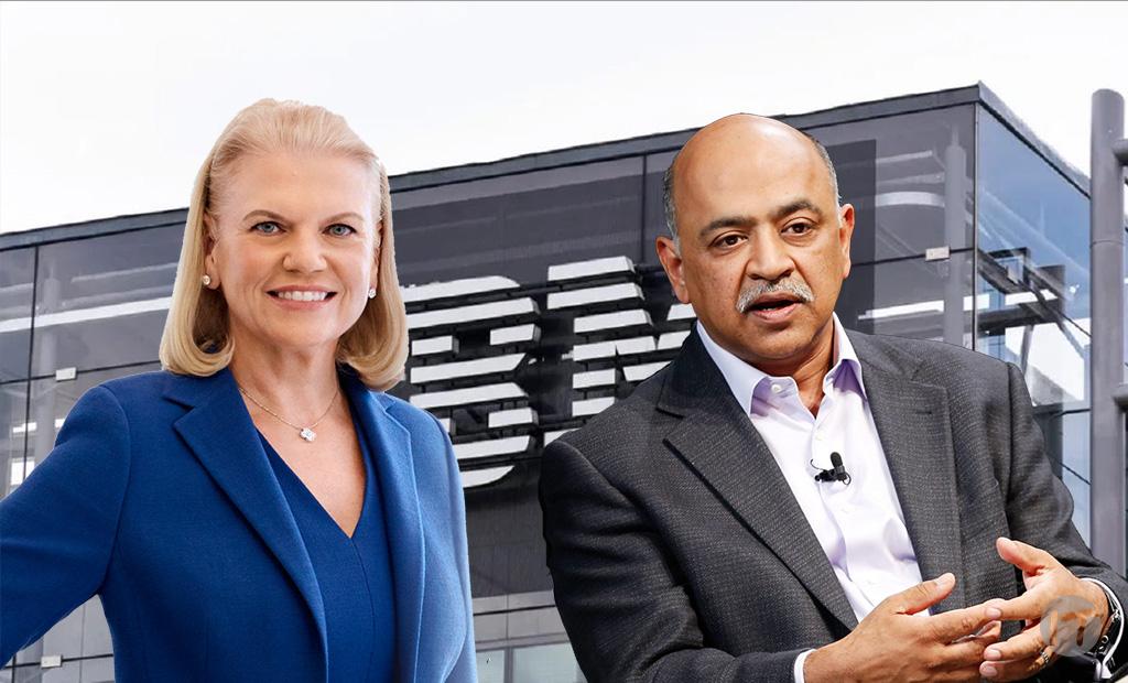 La CEO de IBM, Ginni Rometty, renuncia y la empresa nombra nuevo CEO