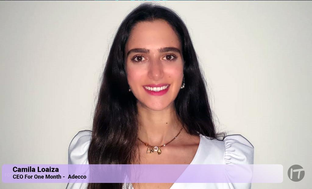 Joven de 24 años escogida como CEO de Adecco para Colombia y Ecuador