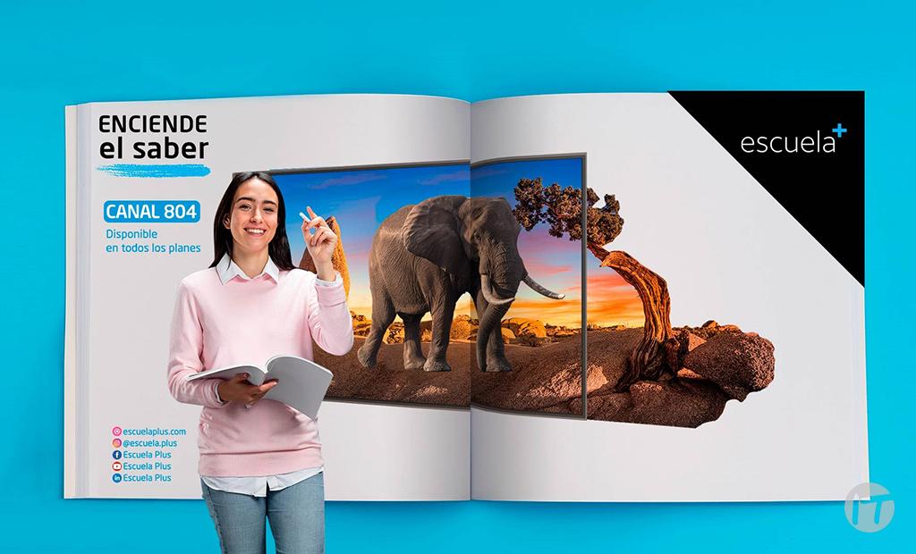 SimpleTV lanza Escuela Plus, un valioso aporte a la educación venezolana