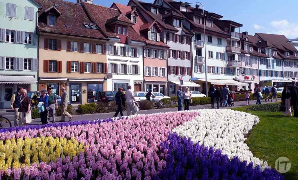 Cantón suizo Zug, el lugar elegido por el cripotomundo