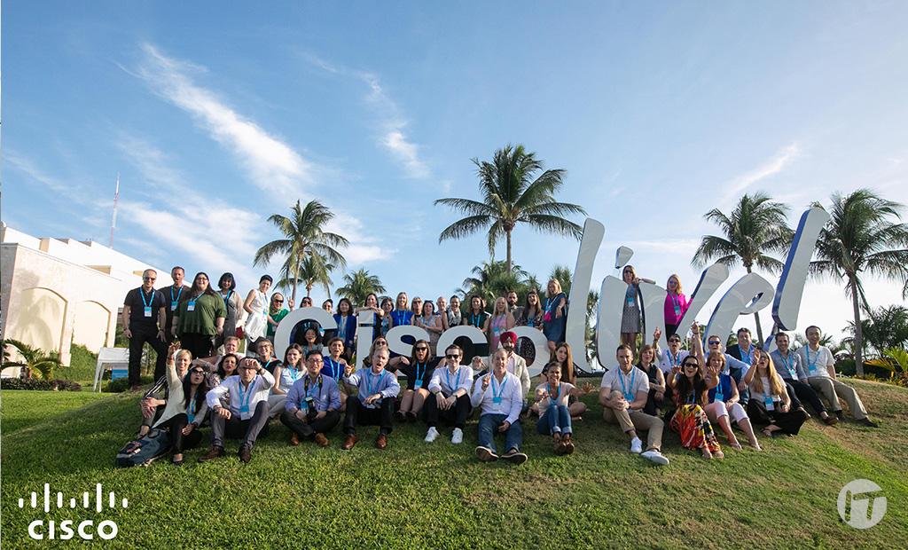 Tú lo haces posible en Cisco Live! Cancún 2019