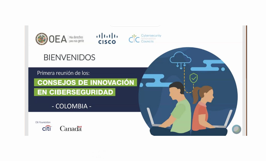 OEA y Cisco realizaron la Primera Reunión del Consejo de Innovación en Ciberseguridad capítulo Colombia