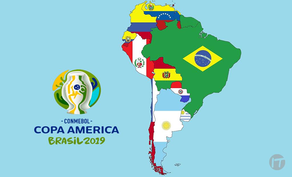 Cómo se prepara Brasil para la competencia más importante de América