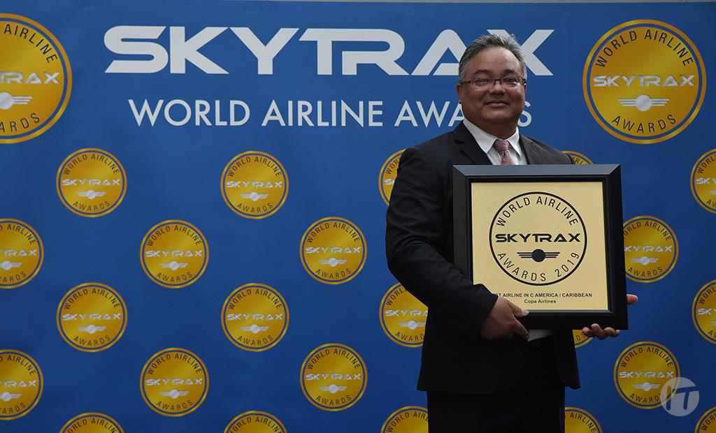 Copa Airlines reconocida como