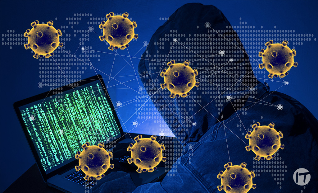 Los ciberdelincuentes aprovechan la cuarentena para acelerar su actividad maliciosa