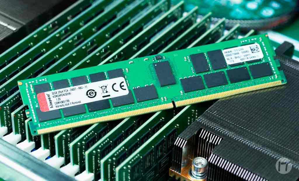 Los módulos DIMM registrados Kingston Server Premier DDR4 2933MT/s obtienen validación para la plataforma Intel Purley
