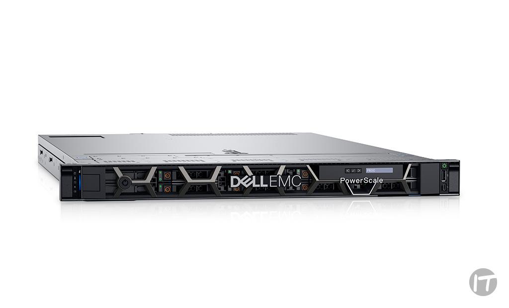 Dell Technologies establece un nuevo estándar para capitalizar el valor de datos con el almacenamiento de PowerScale