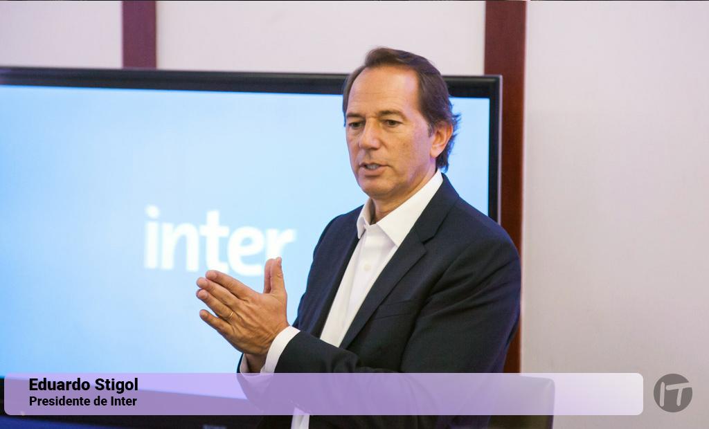 Presidente de Inter: Inter actualizó 50 % de su red y optimiza servicios incluso en pandemia