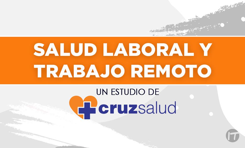 Cruzsalud realiza estudio para conocer los hábitos de teletrabajo de los Venezolanos