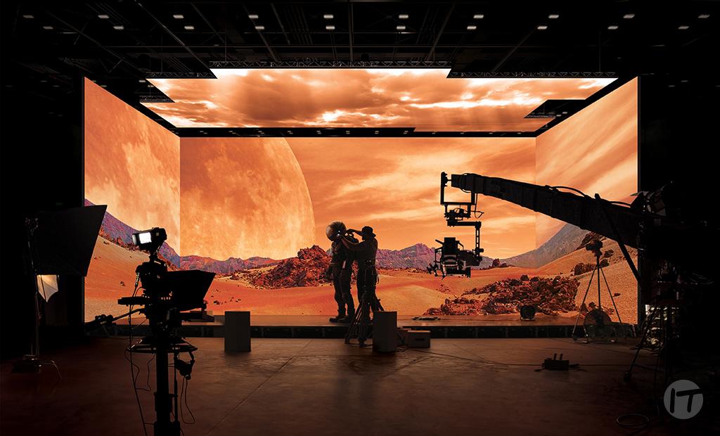 Samsung creará el primer estudio de producción virtual con CJ ENMy apalancará la tecnología líder en exhibición
