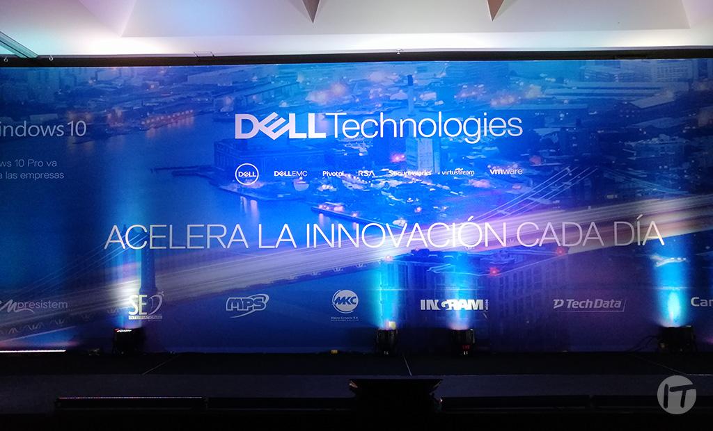 Dell Technologies presentó Join The Transformation, para sus canales y distribuidores en Bogotá