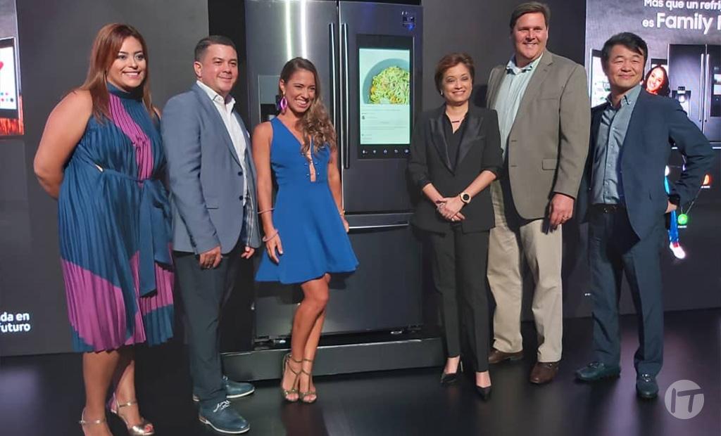 Samsung anuncia la llegada de la nueva Family Hub 2019 a Panamá