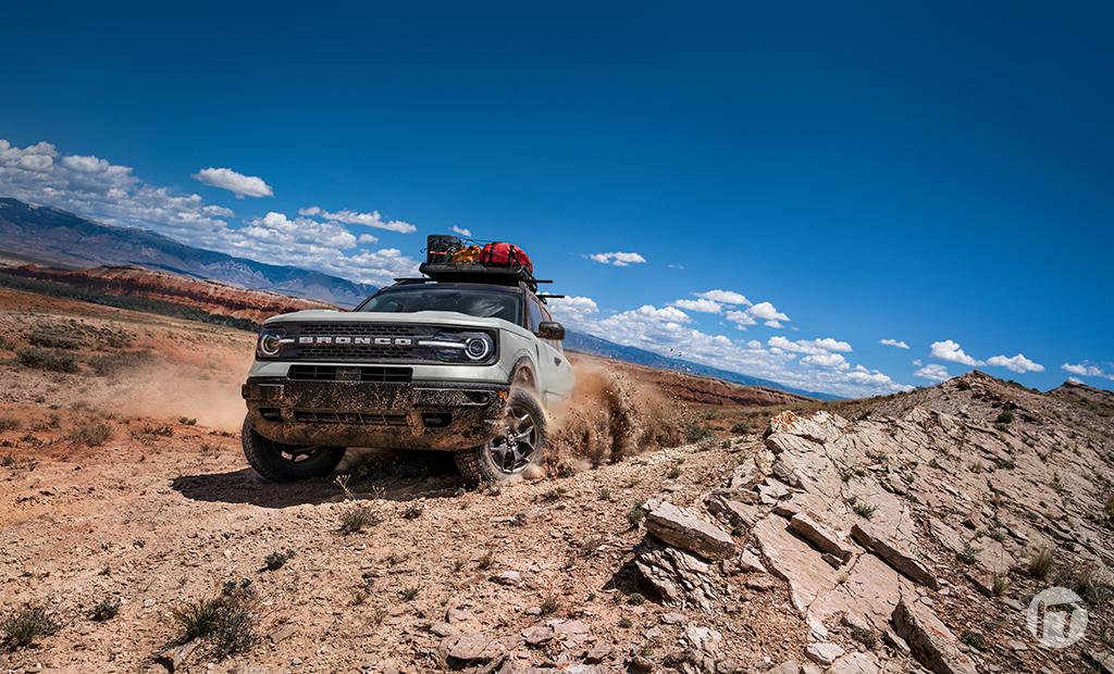 Ford Motor de Venezuela presenta su Bronco Sport 4x4,diseñada para la aventura