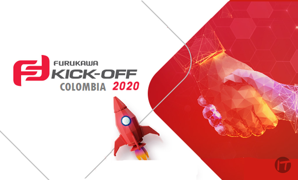 Furukawa Electric llevó a cabo virtualmente su evento anual para partners, Kick Off Connections Colombia 2020