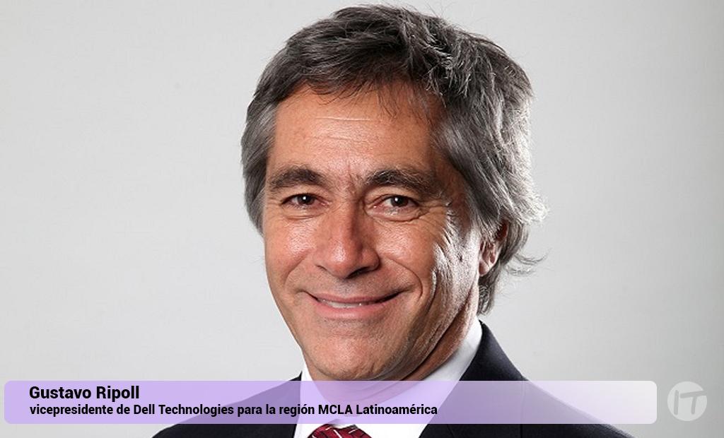 Gustavo Ripoll es el nuevo vicepresidente de Dell Technologies para la región MCLA Latinoamérica