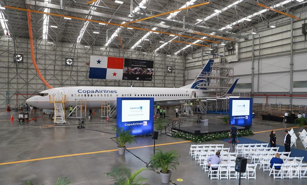 Copa Airlines inaugura moderno centro de mantenimiento en Panamá