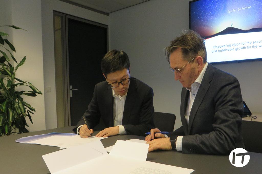 Hikvision anuncia su alianza con el laboratorio de seguridad Brightsight