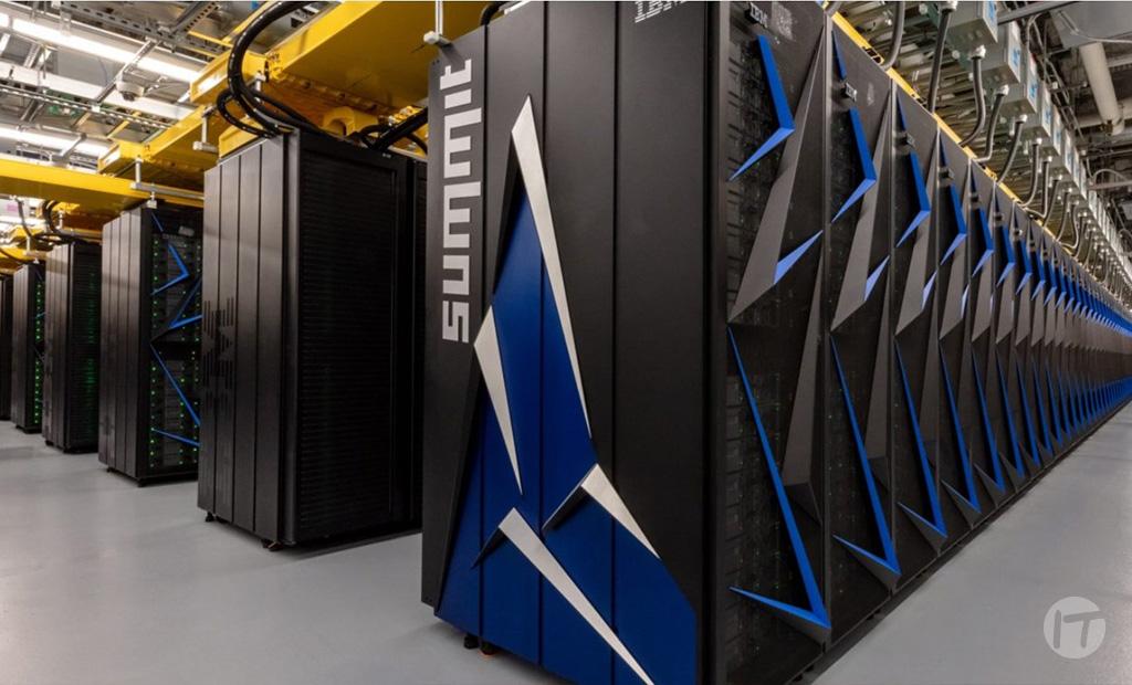 El Departamento de Energía de los EE.UU. utiliza Summit, el superordenador más poderoso del mundo, potenciado con IBM POWER9, en la lucha contra COVID-19
