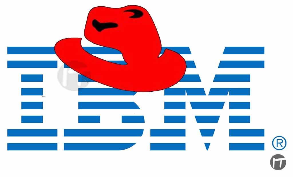 IBM completa la compra de Red Hat por 34.000 millones de dólares