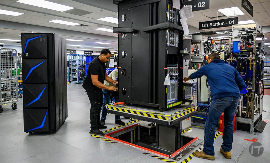 IBM presenta sistema z15 con capacidades de privacidad de datos pioneras en la industria