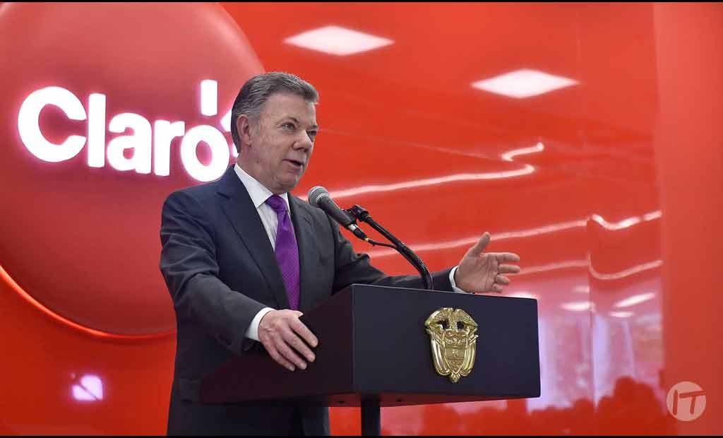 Inauguran oficialmente Plaza Claro en Bogotá