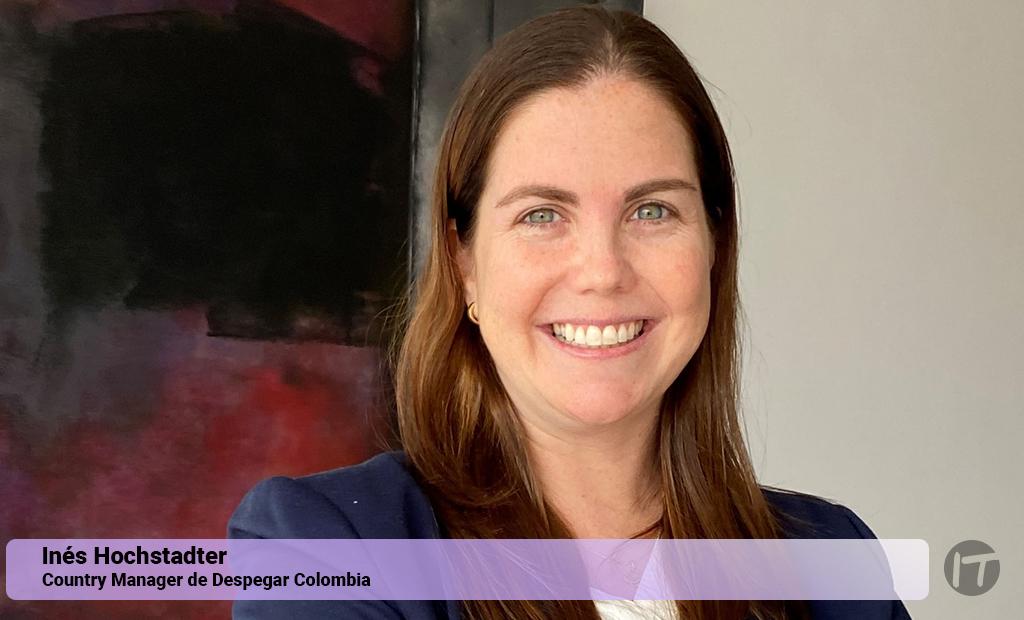 Ella es la nueva Country Manager de Despegar Colombia