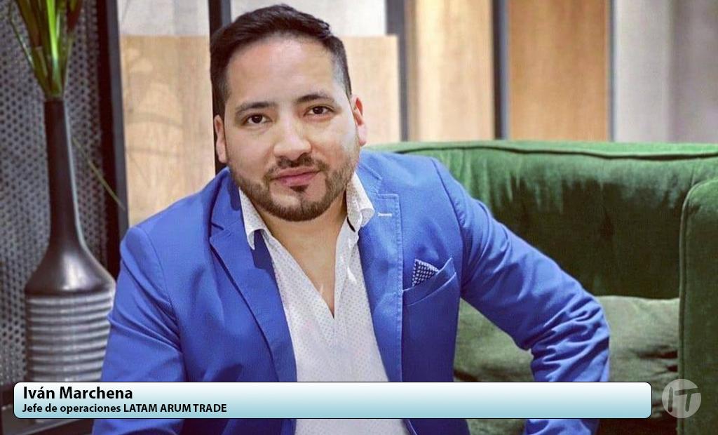 Arum Trade nombra a Ivan Marchena como nuevo Jefe de Operaciones con foco en LATAM