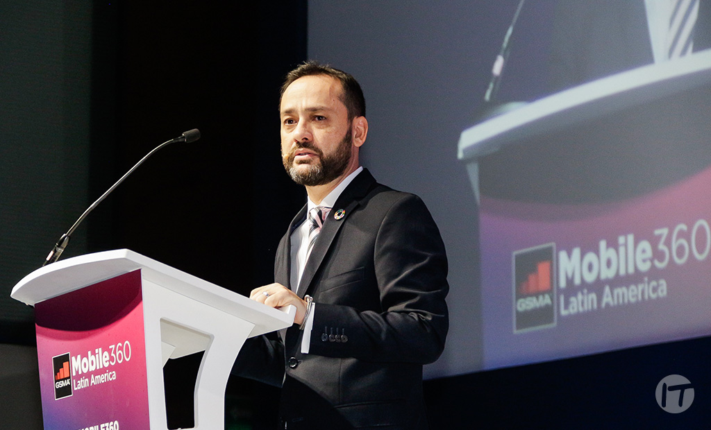 GSMA nombra a Javier Piñero como nuevo director regional para américa latina