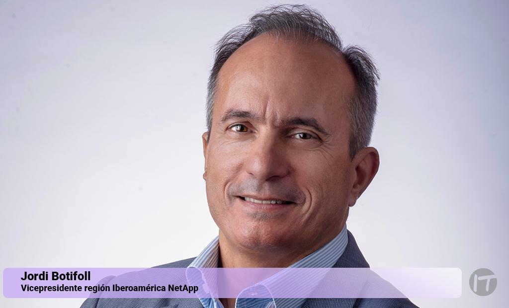 NetApp nombra nuevo Vicepresidente para Iberoamérica