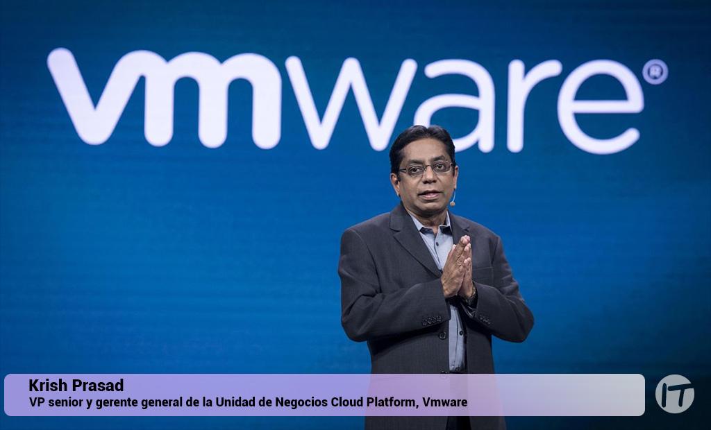 VMware Anuncia Disponibilidad de VMware vSphere 7 para Acelerar la Modernización de Aplicaciones