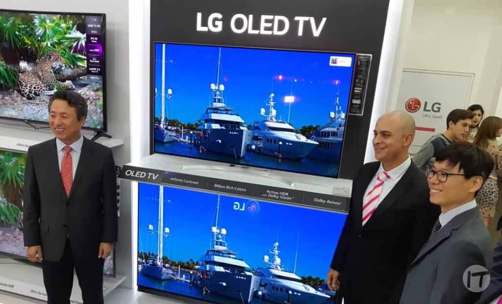 LG GAD Tecnology inaugura su primera tienda en Venezuela