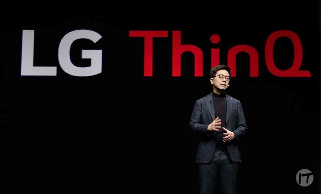 La promesa de LG Electronics en Inteligencia Artificial para entregar un mejor estilo de vida con el Keynote de CES 2019