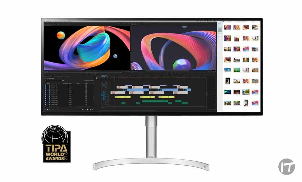 """LG anuncia su premiado monitor 5K UltraWide de 34"""""""