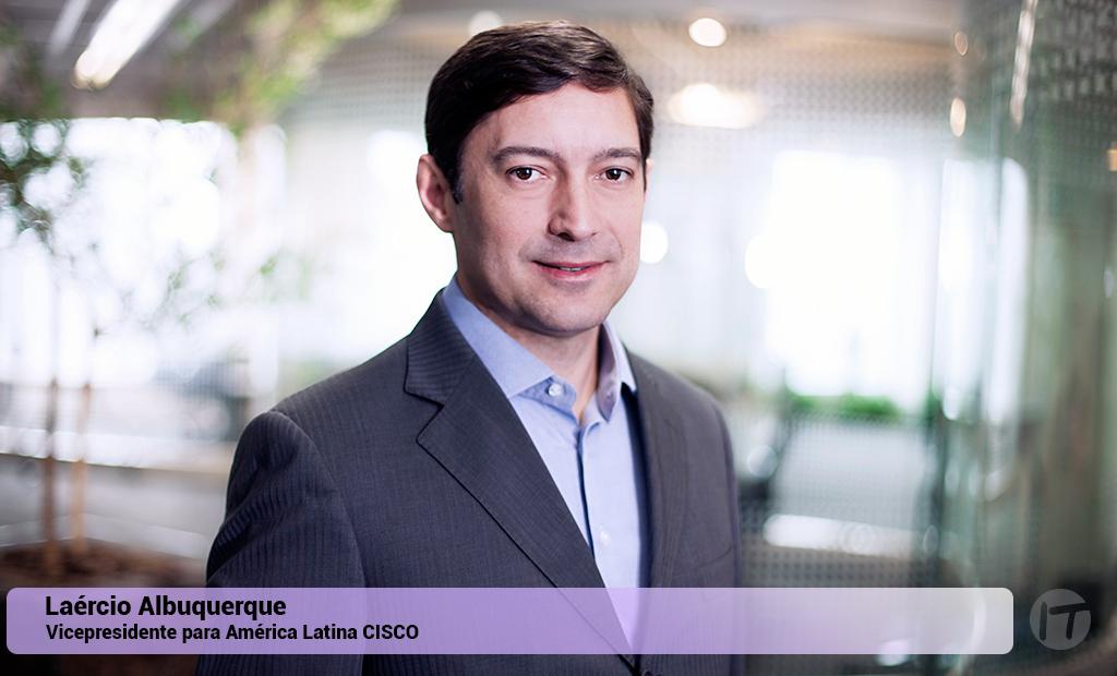 Este es el nuevo Vicepresidente de CISCO para América Latina