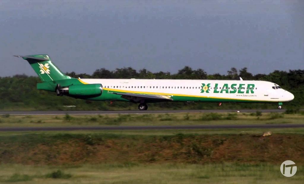Laser Airlines, 27 años trabajando por el país