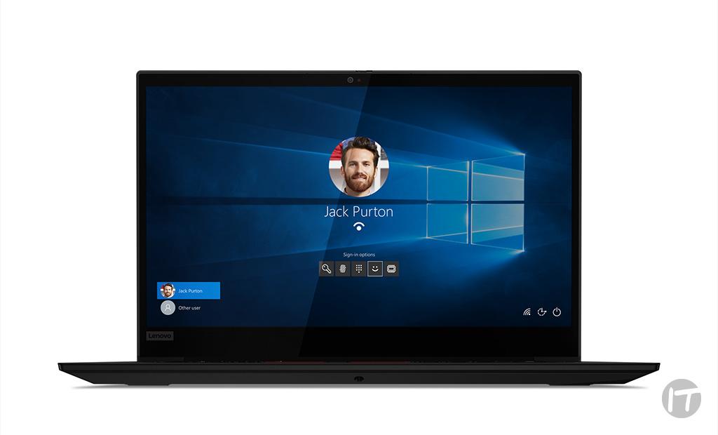 Lenovo presenta el preview de la primer PC plegable del mundo de la familia de ThinkPad X1