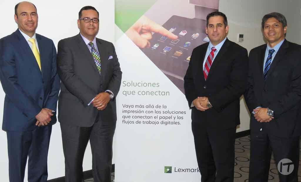 Lexmark lanza nueva familia de impresoras y soluciones empresariales