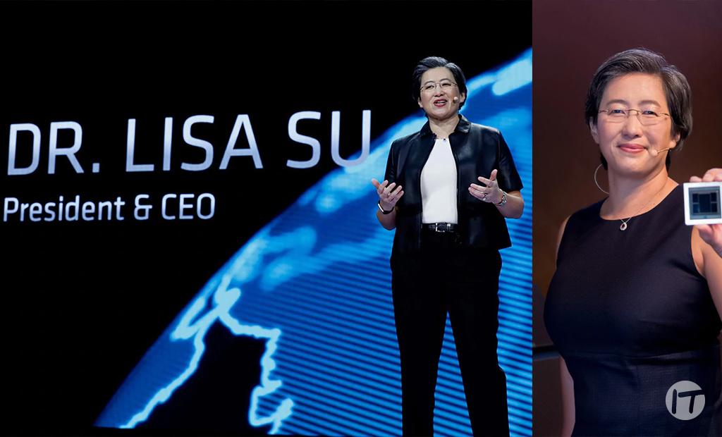 Lisa Su: ejemplo de mujer líder empresarial para la industria tecnológica