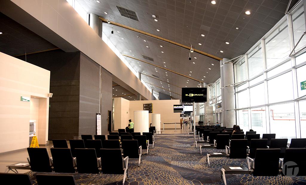 Aeropuerto Internacional El Dorado: primero en Latinoamérica con luminarias impresas en 3D y sistema inteligente de telegestión