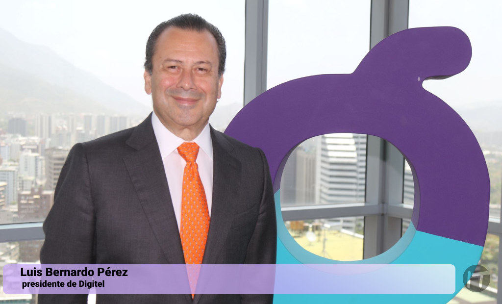 Mensaje del Sr. Luis Bernardo Pérez, presidente de Digitel