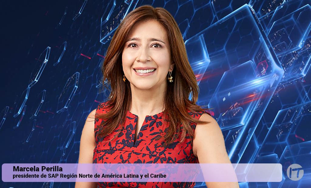 Nueva presidenta de SAP para la región Norte de América Latina y El Caribe