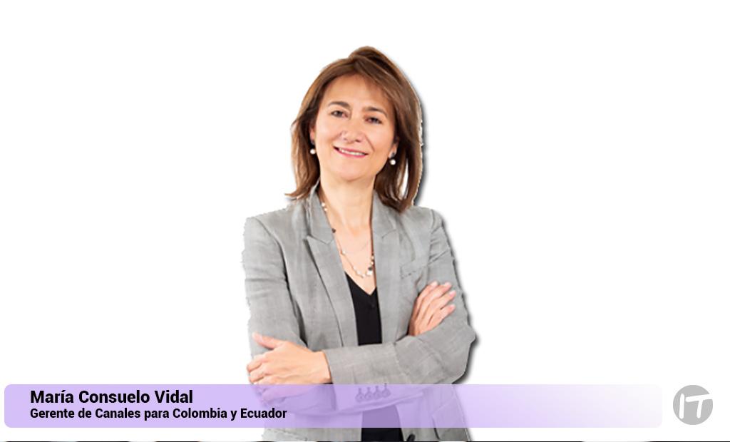 Vertiv nombra Gerente de Canales para Colombia y Ecuador a María Consuelo Vidal