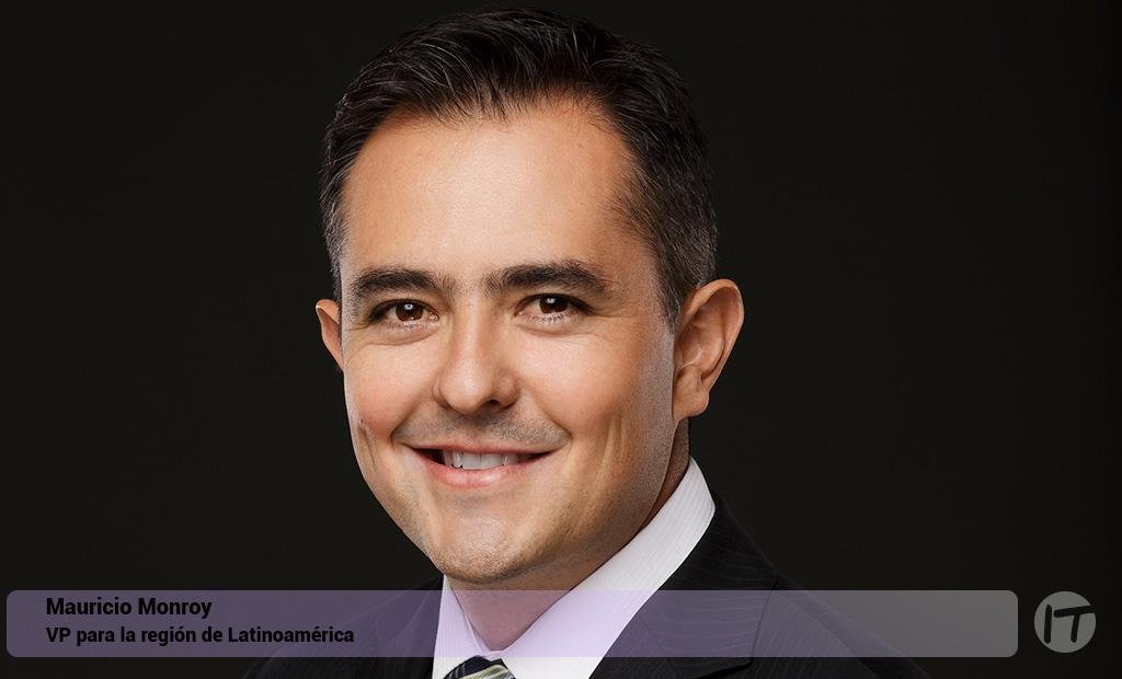 Equisoft nombra a Mauricio Monroy como VP para Latinoamérica