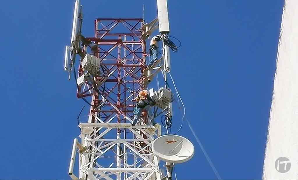 En Aragua: Choroní se mantiene comunicado con señal Movilnet