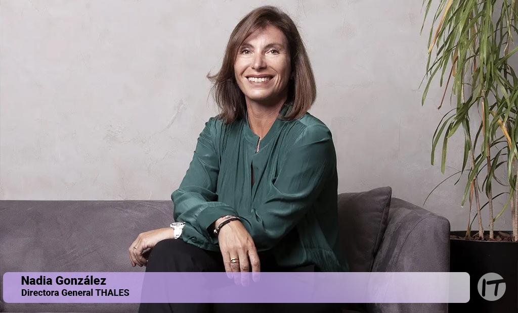 Thales México nombra nueva Directora General