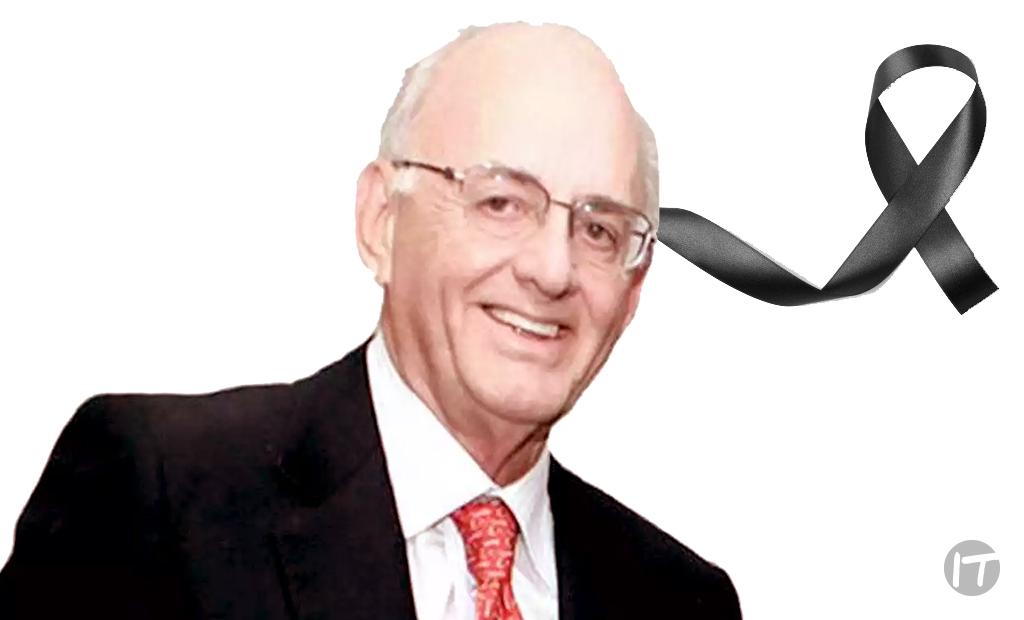 Fallece Oswaldo Cisneros